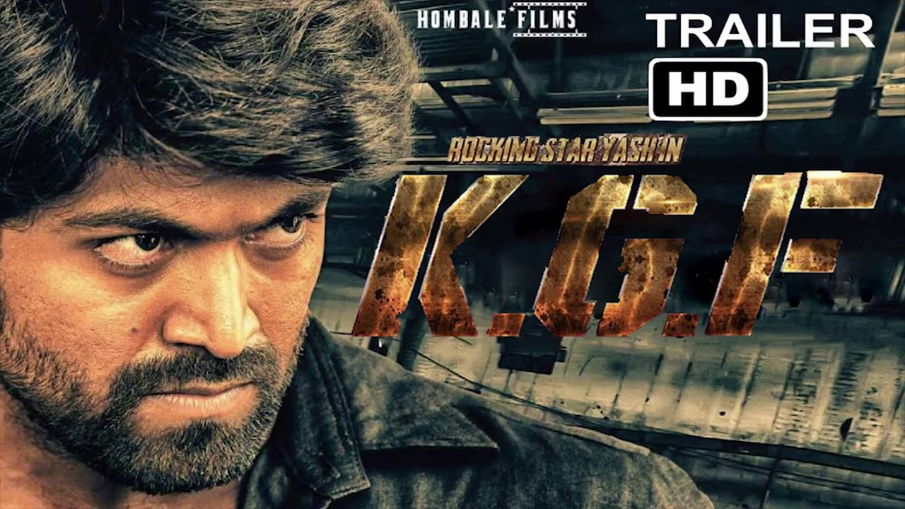 KGF - Upcoming Kannada Movies releasing Diwali 2018