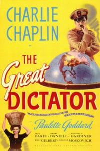The Great Dictator - Best Hollywood Movie all time