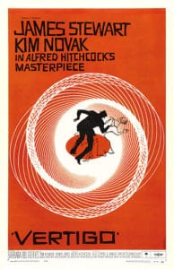 Vertigo - Best Hollywood Movies Of all time