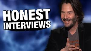 Keanu Reeves interview The late show Stephen Colbert