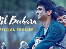 Dil Bechara Movie Details