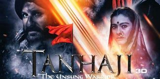Tanhaji: The Unsung Warrior Movie