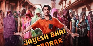 Jayeshbhai Jordaar Movie