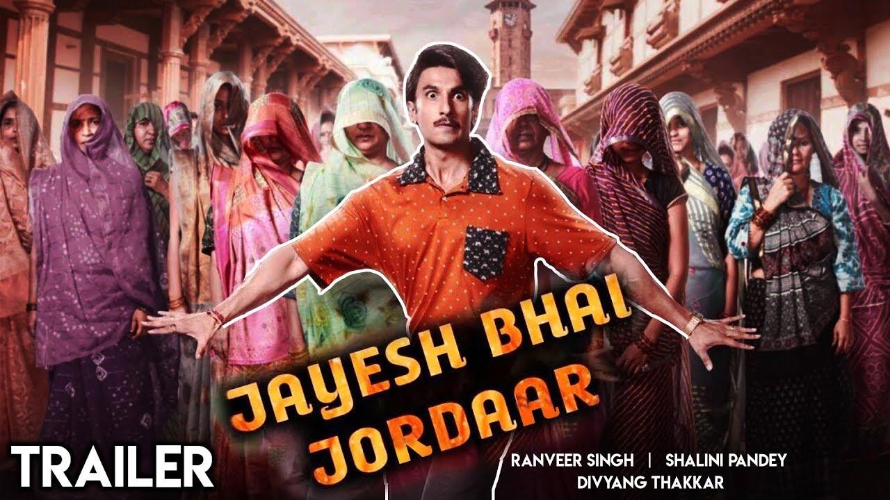 Jayeshbhai Jordaar Movie