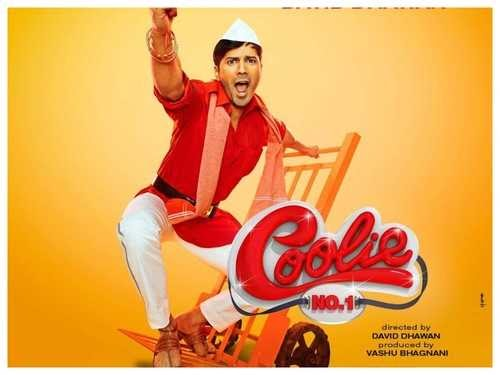 Coolie No 1 complete flick Download Leaked by Tamilrockers in Full HD
