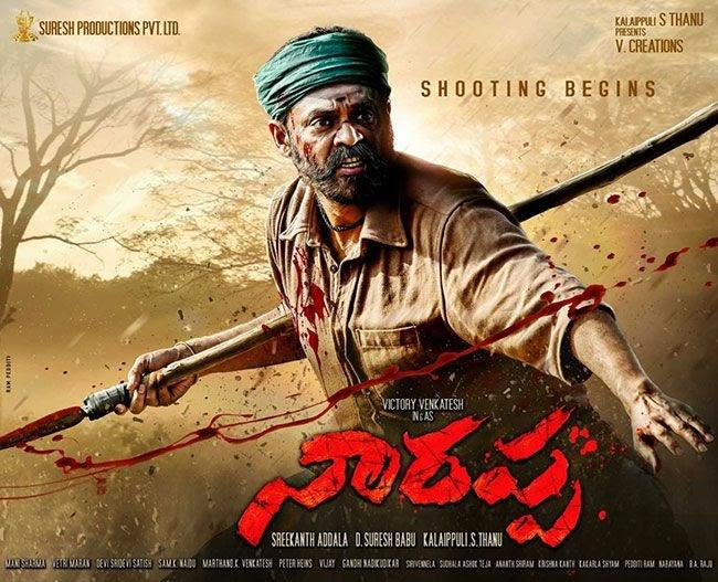 Naarappa Full Movie Download