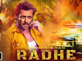 Radhe Movie