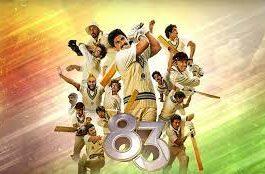 83 Upcoming Sports Drama movie
