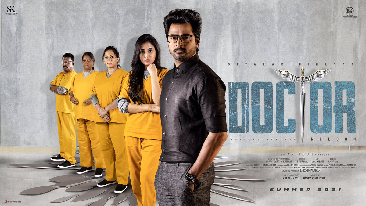 Doctor Upcoming Movie News