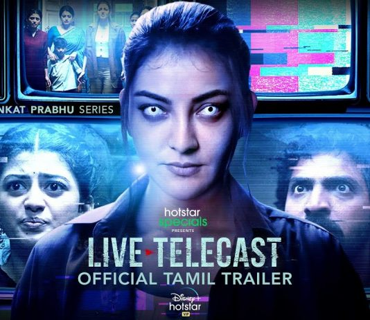 Live Telecast Web Series