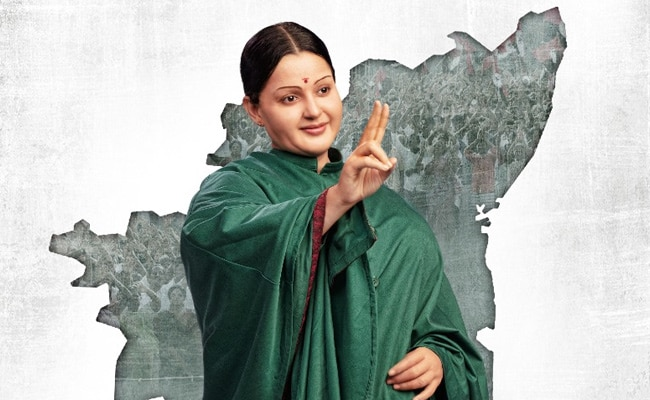 Jayalalithaa's Upcoming Biographical Movie News